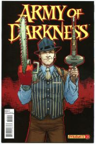 ARMY OF DARKNESS #10, NM, Bruce Campbell, 2012, Vol 3, Horror, more AOD in store