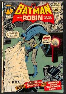 Batman #240 FN 6.0