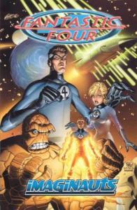 Fantastic Four (2003 series) Trade Paperback #1, NM + (Stock photo)