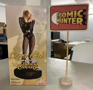 Cover Girls of the DC Universe Black Canary Statue Limited Edition