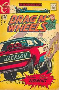 Drag 'n' Wheels #48 FN; Charlton | save on shipping - details inside