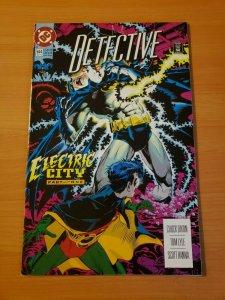 Detective Comics #644 ~ NEAR MINT NM ~ 1992 DC COMICS