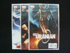 Marvel Boy The Uranian #1-3 Complete Set Run Limited Series NM Condition