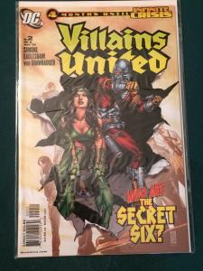 Villains United #2 of 6