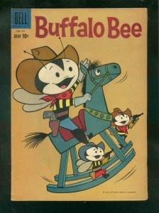 BUFFALO BEE-FOUR COLOR COMICS #957-#1-1958-ANIMATION TV VG/FN