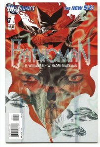 BATGIRL #1 2011 First issue New 52 NM-