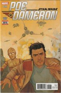 STAR WARS POE DAMERON # 12 (2017)