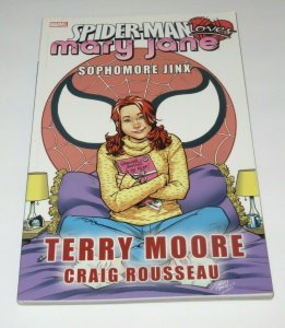 Spider-Man Loves Mary Jane Sophmore Jinx VF/NM 2008 Marvel Comics GN TPB