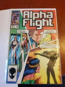 Alpha Flight #18 (1985)