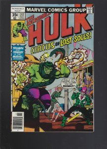 The Incredible Hulk #217 (1977)