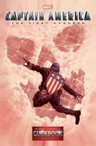 GUIDE TO MARVEL CINEMATIC UNIVERSE CA FIRST AVENGER (2015 MARVEL) #1 NM- AF96GY