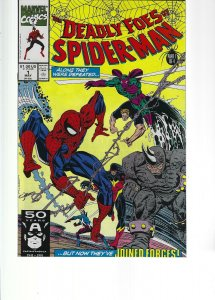 Deadly Foes of Spider-Man #1