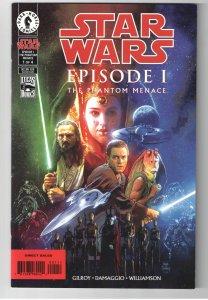 Star Wars: Episode I: Phantom Menace #1-4;1st APP.DARTH MAUL