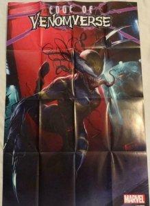 EDGE OF VENOM VERSE Promo Poster, 24 x 36, 2017, MARVEL, Unused 157