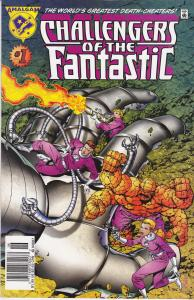 Challengers of the Fantastic #1