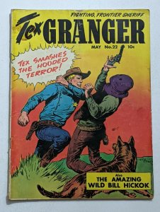 Tex Granger #22 (May 1949, Parents Mag) G/VG 3.0