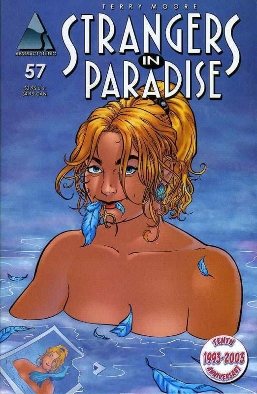 Strangers in Paradise (3rd Series) #57 VF/NM; Image | save on shipping - details
