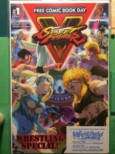 Street Fighter V #1