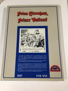 Prince Valiant Prinz Eisenherz Hardcover Comic Gallery English German Volume 21