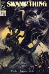 Swamp Thing (1982 series) #98, NM (Stock photo)