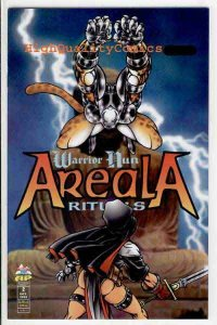 AREALA #2, NM, Warrior Nun, RITUALS, Antarctic, Sword, Habit, 1995,more in store