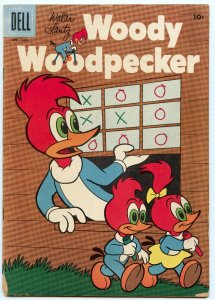 Woody Woodpecker 40 Jan 1957 VG (4.0)
