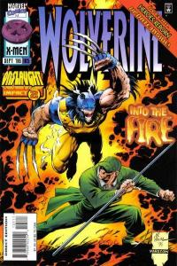 Wolverine (1988 series) #105, NM (Stock photo)