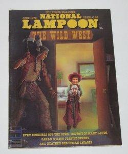 National Lampoon Magazine Volume 1 No 99 June 1978 FN/VF