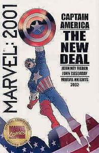 Marvel Comics: 2001 #1A FN; Marvel | save on shipping - details inside