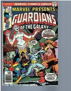 Marvel Presents #7 (1976) FN/VF