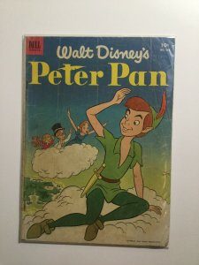 Dell Four Color 442 Good Gd 2.0 Peter Pan Dell Publishing