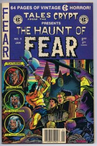 Haunt of Fear #3 ORIGINAL Vintage 1991 Russ Cochran Gemstone Comics