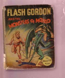 FLASH GORDON MONSTERS OF MONGO ALEX RAYMOND #1166 BLB G+