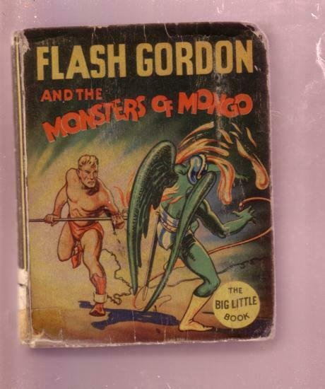 FLASH GORDON MONSTERS OF MONGO ALEX RAYMOND #1166 BLB G+