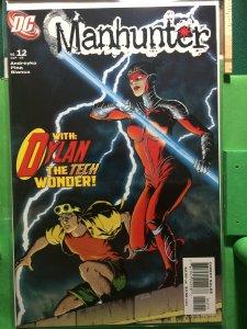 Manhunter #12 vol 2
