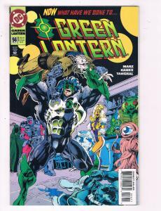 Green Lantern #56 VF DC Comics Comic Book Marz Kyle Rayner 1994 DE21