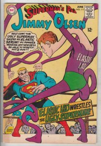 Jimmy Olsen, Superman's Pal  #111 (Jun-68) VF+ High-Grade Jimmy Olsen