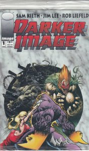 Darker Image #1-Maxx (in bag) VF/NM; Image | save on shipping - details inside