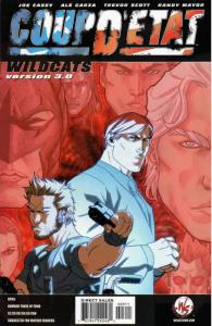 Coup D'Etat: Wildcats Version 3.0 #1 VF/NM; WildStorm   save on shipping - detai