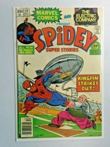 Spidey Super Stories #29 1st Series 5.0 (1977)