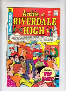 Archie At Riverdale High #17 (Jul-74) VG/FN Mid-Grade Archie