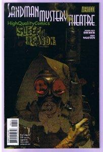 SANDMAN MYSTERY THEATRE #4, NM+, Sleep of, Vertigo, 2007, more in store