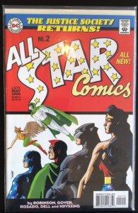 All Star Comics #2 (1999)