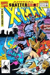 X-Men (1963 series) Annual #16, NM + (Stock photo)