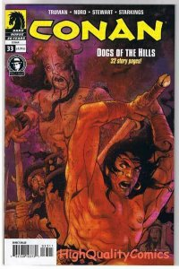 CONAN #33,  NM+, Tim Truman, Dogs of the Hill, Nord, 2004, more in store