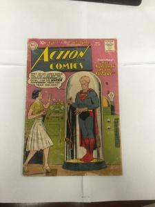 Action Comics 256 1.8 Good- Gd-