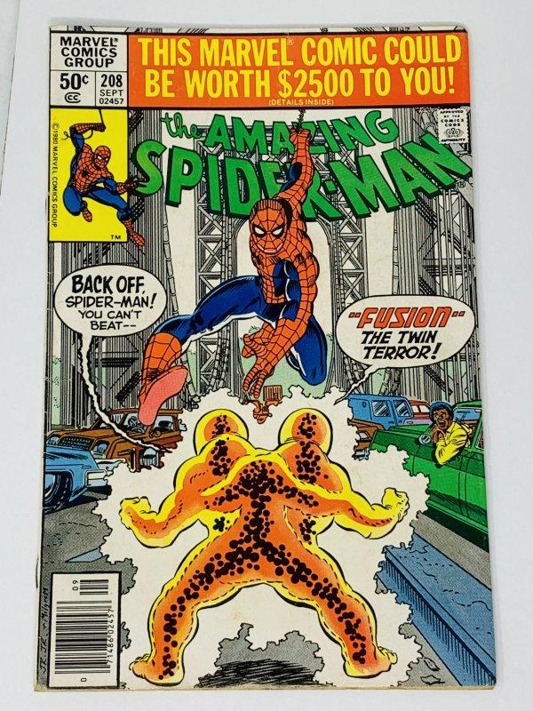 The Amazing Spider-Man #208 (1980) RA1
