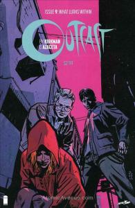 Outcast (Image) #9 FN; Image | save on shipping - details inside