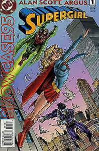 Showcase '95 #1 VF/NM; DC | save on shipping - details inside