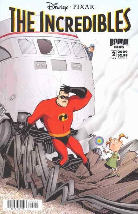 Incredibles, The: Family Matters #2B VF; Boom! | save on shipping - details insi